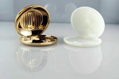 Chromage-de-pieces-plastique-Parfumerie-cosmétique-Compacts